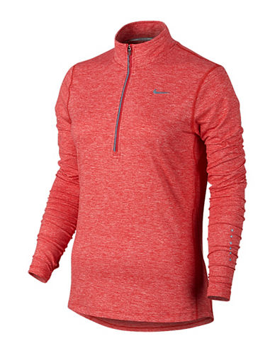 Nike Nike Element Half-Zip Sweater-RED-Medium 88547868_RED_Medium
