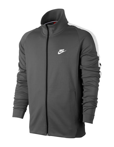 Nike Sportswear Track Jacket-GREY-XX-Large 89690766_GREY_XX-Large