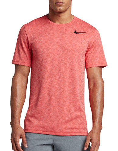 Nike Breathe Training T-Shirt-ORANGE-XX-Large 89157707_ORANGE_XX-Large