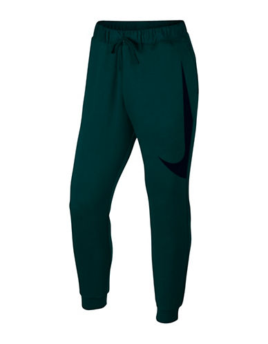 Nike Hybrid Fleece Sweatpants-GREEN-XXX-Large