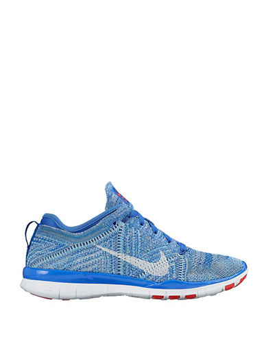 Nike Free Training Fly Knit Sneakers-BLUE-9.5 88100030_BLUE_9.5