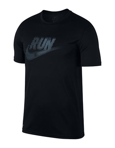 Nike Run Swoosh Dri Tee-BLACK-XX-Large 89407530_BLACK_XX-Large