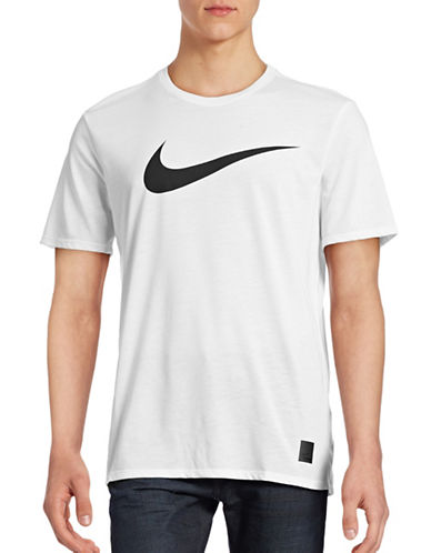 Nike Dri-FIT No Rest T-Shirt-WHITE-Large 88798174_WHITE_Large