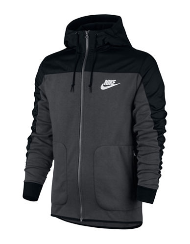 Nike Sportswear Advance 15 Hoodie-GREY-Large 88834362_GREY_Large