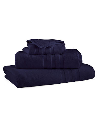 Ralph Lauren Palmer Cotton Bath Towel-POLO NAVY-Bath Towel