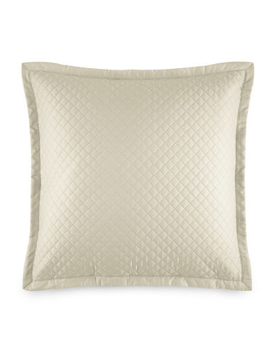 Ralph Lauren Wyatt Throw Pillow-HOLLYWOOD CREAM-One Size