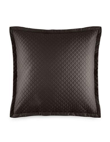 Ralph Lauren Wyatt Throw Pillow-METROPOLITAN GREY-One Size