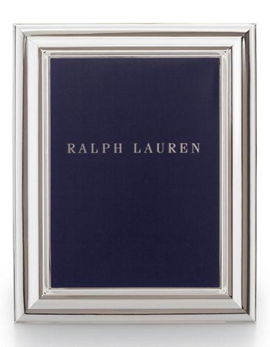 Ralph Lauren Ogee Frame 5x7-SILVER-Medium