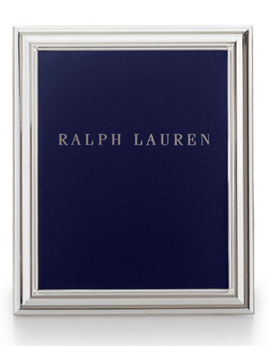 Ralph Lauren Ogee Frame 8x10-SILVER-Large