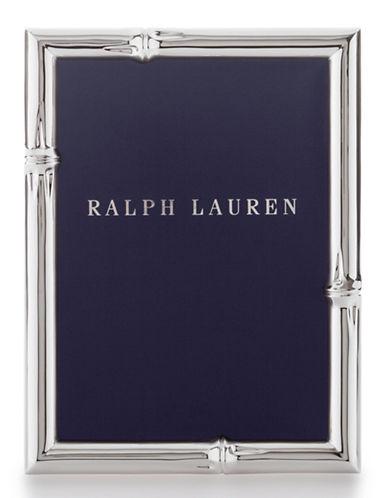 Ralph Lauren Bryce Frame 5x7-SILVER-Medium
