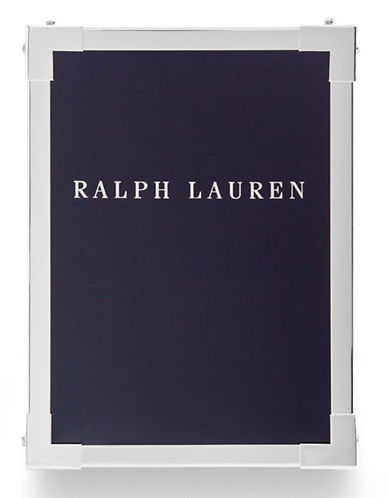 Ralph Lauren Holden Frame 5x7-SILVER-Medium