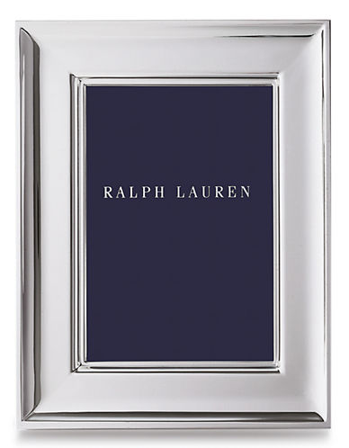 Ralph Lauren Cove Frame 5x7-SILVER-Medium