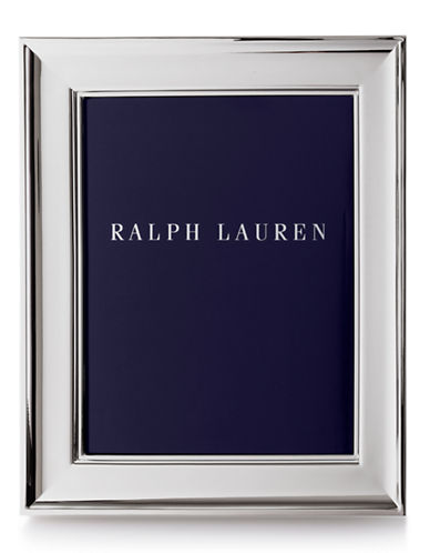 Ralph Lauren Cove Frame 8x10-SILVER-Large