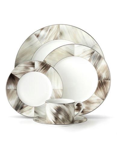 Ralph Lauren Gwyneth 5-Piece Dinnerware Set-SILVER GREY-One Size