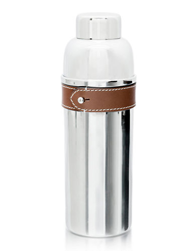 Ralph Lauren Preston Cocktail Shaker-SILVER-One Size