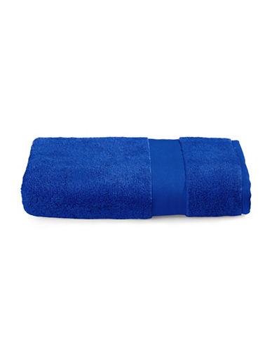 Lauren Ralph Lauren Wescott Cotton Bath Towel-ADMIRAL BLUE-Bath Towel