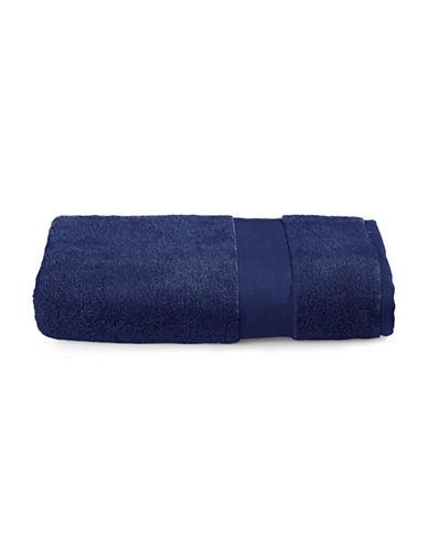 Lauren Ralph Lauren Wescott Cotton Bath Towel-CLUB NAVY-Bath Towel