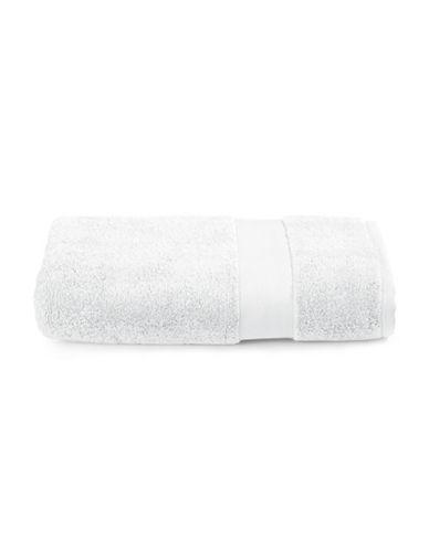 Lauren Ralph Lauren Wescott Cotton Bath Towel-SAILCLOTH WHITE-Bath Towel