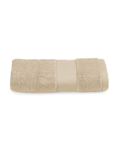 Lauren Ralph Lauren Wescott Cotton Hand Towel-WEATHERED STONE-Hand Towel