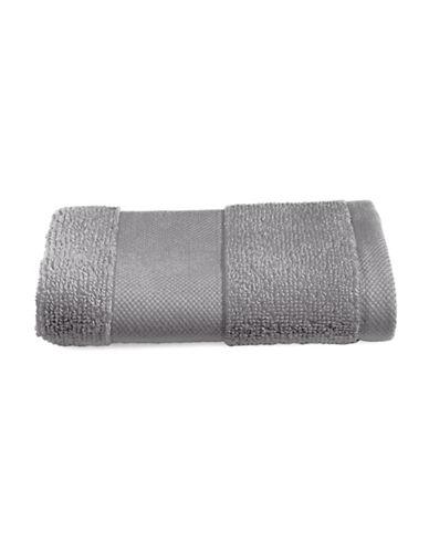 Lauren Ralph Lauren Wescott Cotton Washcloth-CAPE GRAY-Washcloth