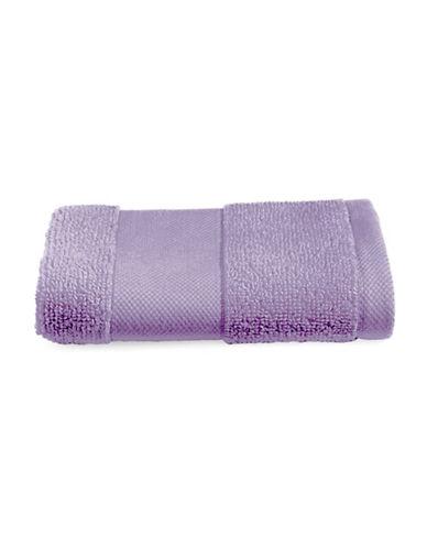 Lauren Ralph Lauren Wescott Cotton Washcloth-DUCHESS LILAC-Washcloth