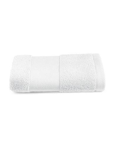 Lauren Ralph Lauren Wescott Cotton Washcloth-SAILCLOTH WHITE-Washcloth