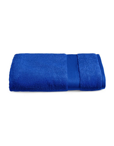 Lauren Ralph Lauren Wescott Cotton Bath Sheet-ADMIRAL BLUE-Bath Sheet