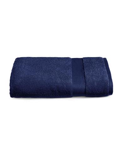 Lauren Ralph Lauren Wescott Cotton Bath Sheet-CLUB NAVY-Bath Sheet