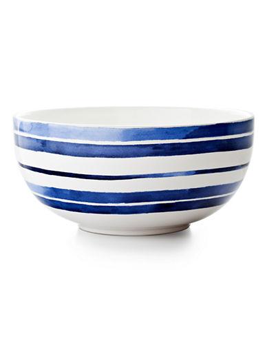 Ralph Lauren Cote DAzur Serving Bowl-STRIPE-One Size