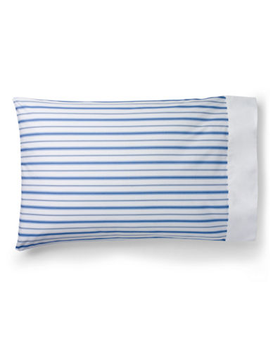 Ralph Lauren Jobs Lane Pillowcase-BLUE-King