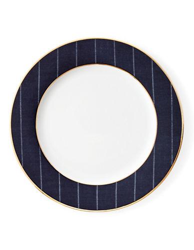 Ralph Lauren Ascot Salad Plate-NAVY-One Size