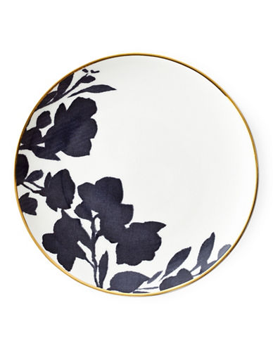 Ralph Lauren Audrey Bread and Butter Plate-NAVY-One Size
