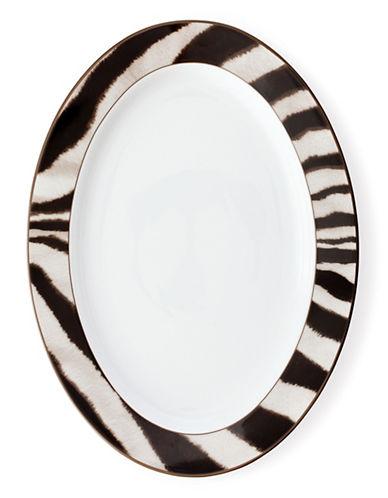 Ralph Lauren Kendall Serving Platter-BLACK-Medium