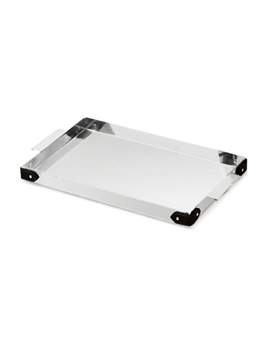 Ralph Lauren Preston Large Tray-SILVER-One Size