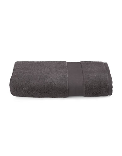 Lauren Ralph Lauren Wescott Cotton Bath Towel-GREY-Bath Towel