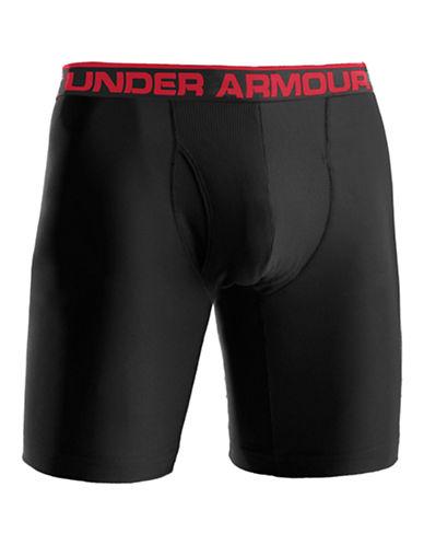 Under Armour The Original 9 Inch Boxerjock Boxer Briefs-BLACK-X-Large 86011391_BLACK_X-Large