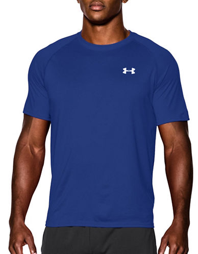 Under Armour UA Tech T-Shirt-ROYAL-Large