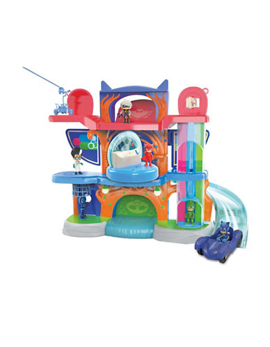 Pj Masks PJ Masks Headquarters Playset-MULTI-One Size