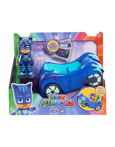Pj Masks Cat Boy Figure and Vehicle Assortment-BLUE-One Size