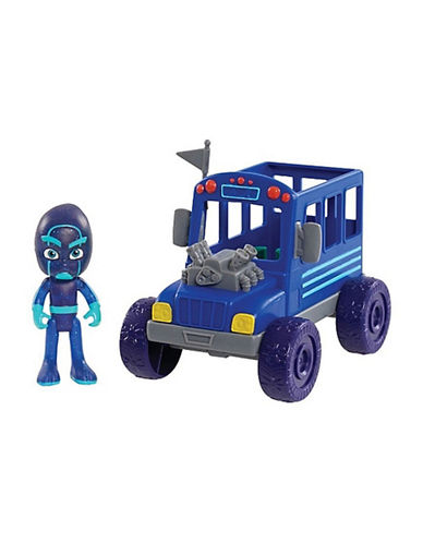 Pj Masks Vehicle Night Ninja Set-MULTI-One Size