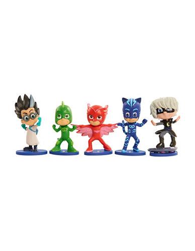 Pj Masks Five-Piece Collectible Figures Set-MULTI-One Size