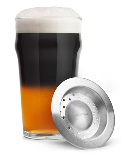 Final Touch Beer Separator-SILVER-One Size