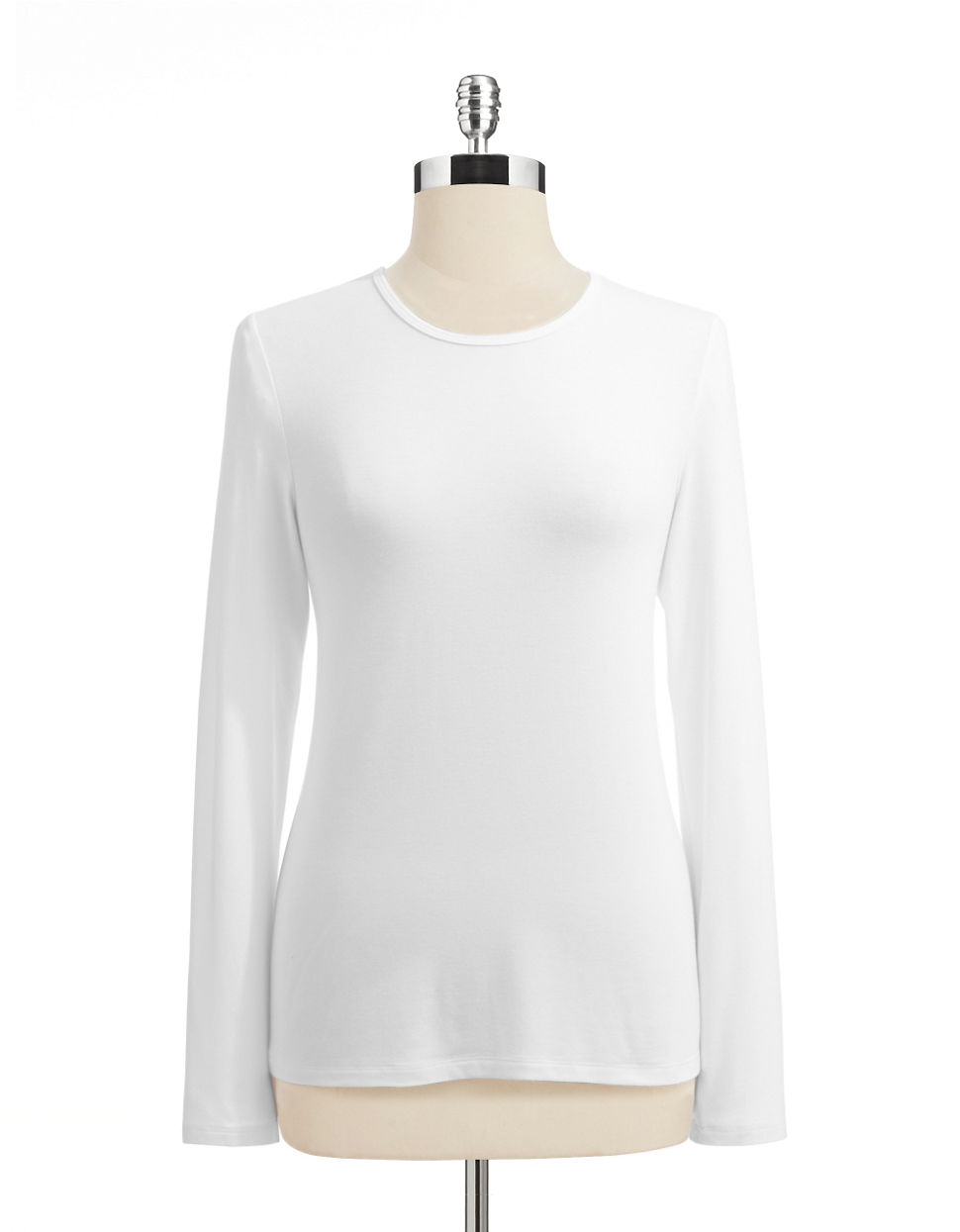Lord  taylor LongSleeved Top white XLarge