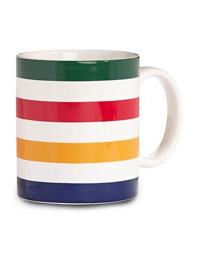HudsonS Bay Company Everyday Mug-MULTISTRIPE-One Size