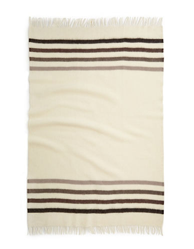 HudsonS Bay Company Caribou Throw   Millennium-BROWN-One Size
