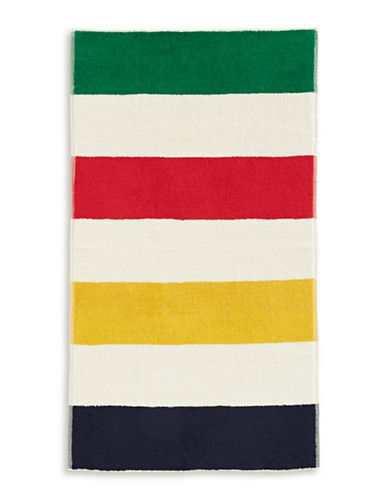 HudsonS Bay Company Chunky Point Stripe Beach Towel-MULTISTRIPE-70 x 40