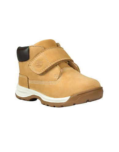 Timberland Timber Tykes Hook-and-Loop Boots-BEIGE-5