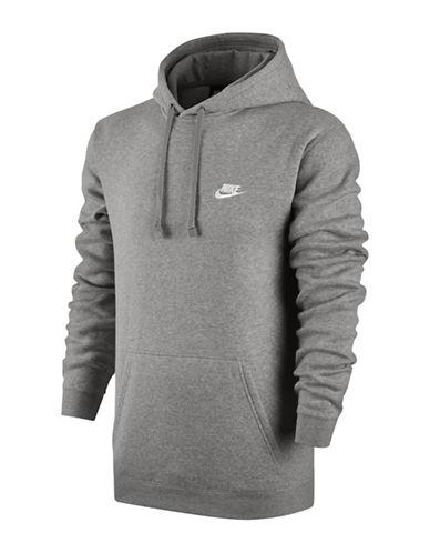 Nike Sportswear Hoodie-GREY-Large 88495951_GREY_Large