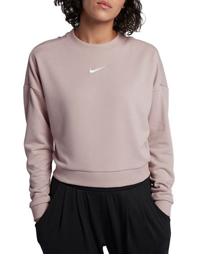 Nike Dry Training Top-PINK-Large 90018145_PINK_Large