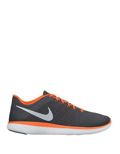 Nike Flex Perforated Flywire Sneakers-DARK GREY-10 88356889_DARK GREY_10